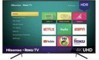 Hisense 75 LED R7E Series Smart 4K UHD TV w/ HDR - Roku TV