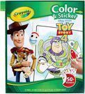 Crayola Toy Story 4 Coloring Pages & Stickers