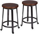 Ashley Furniture Signature Design Bar Stool 2-Set