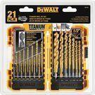 Dewalt Titanium 21-Pc. Drill Bit Set