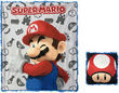 Super Mario Kids 2-Pc. Decor Pillow and Throw Set