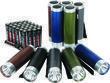 Ozark Trail 10-Pack Aluminum Flashlight Set