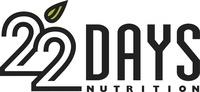 22 Days Nutrition  Logo