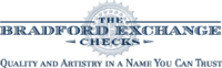 Bradford Exchange Checks - 1st Box - $6.99, 2nd Box - $0.99, 4 Boxes - $13.97