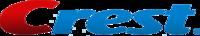 Crest White Smile Logo