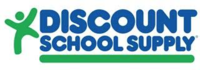 Discount School Supply - $100 off $500, $50 off $300, $15 off $100