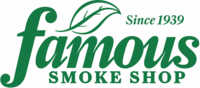 Famous Smoke Shop - $15 Humidor and Free Shipping w/ Julius Caesar Cigars