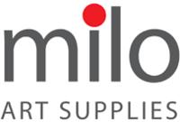 Milo Art Supplies Logo