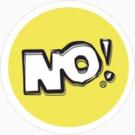 No! Jeans Logo