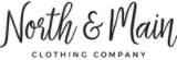 North & Main Logo