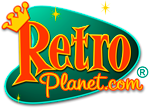 Retro Planet - 20% Off All Wall Decals