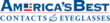 America's Best Contacts Coupons