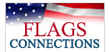 Flags Connections - $15 Off $100+ Orders