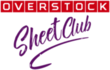 Overstock Sheet Club Coupons