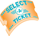 Select-A-Ticket - $10 Off $100+ Order