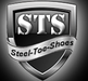 Steel Toe Shoes - $30 Off $220+ Order